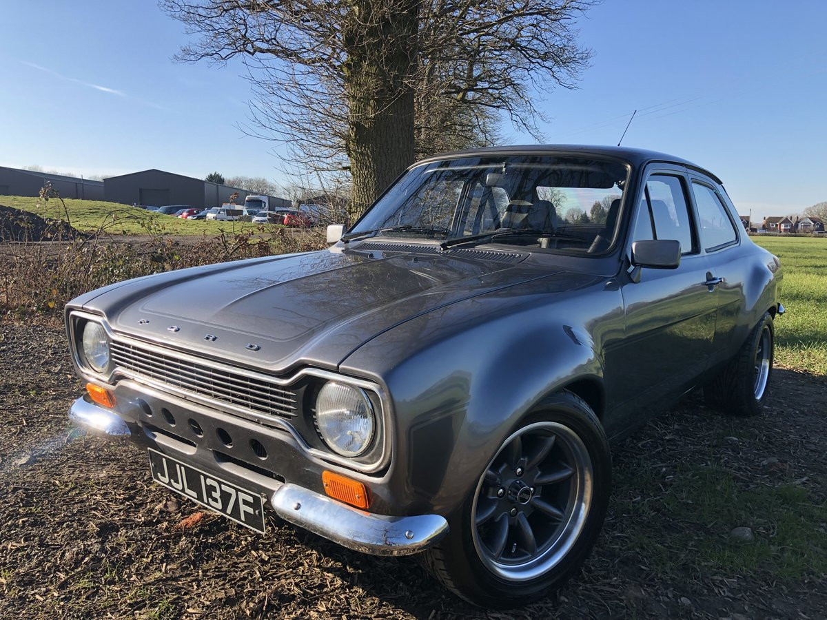 1968 Stunning mk1 escort custom For Sale (picture 1 of 6)