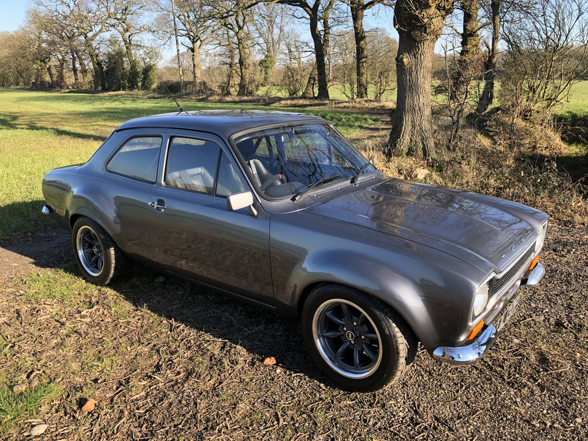 1968 Stunning mk1 escort custom For Sale (picture 6 of 6)