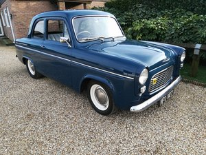 1960 Ford Pop 100e - 2 Door - Lotus Steels - Mot - Solid Car -  SOLD