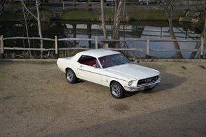 1967 Classic Low mileage Ford Mustang 289 Automatic For Sale