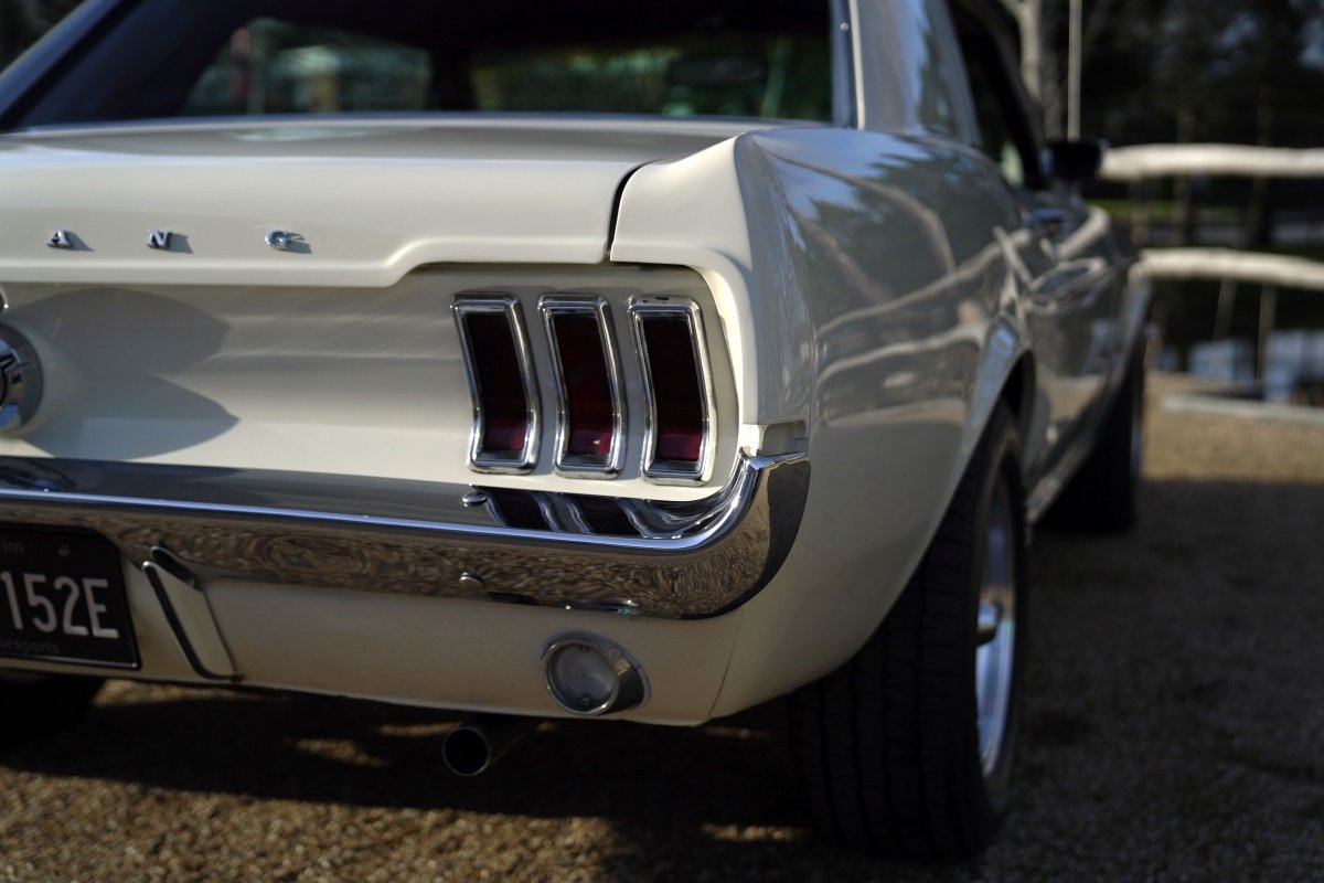 1967 Classic Low mileage Ford Mustang 289 Automatic For Sale (picture 4 of 6)