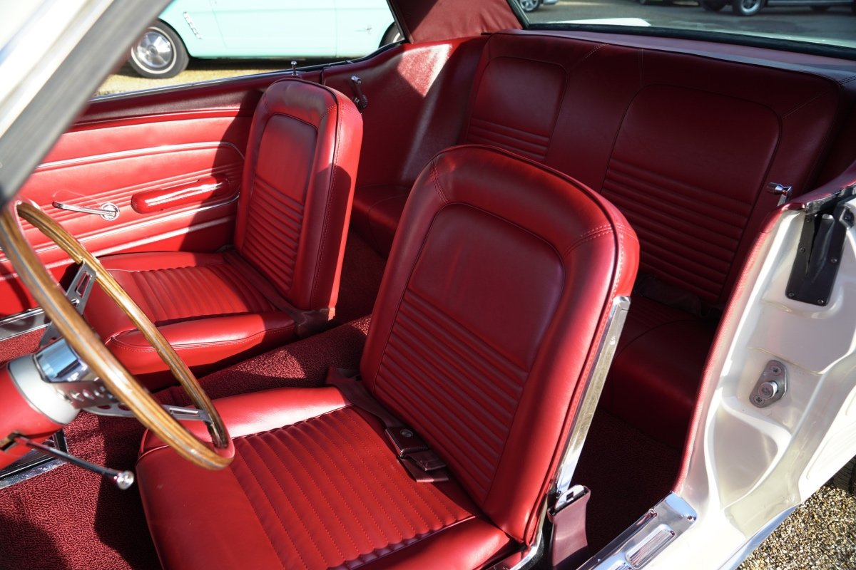 1967 Classic Low mileage Ford Mustang 289 Automatic For Sale (picture 6 of 6)
