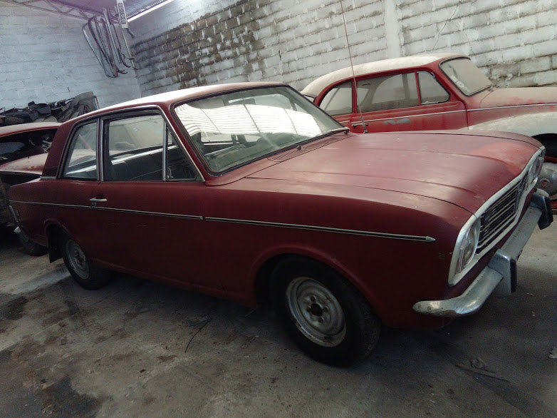 1968 FORD CORTINA 1600GT 1.SÉRIE For Sale (picture 1 of 6)
