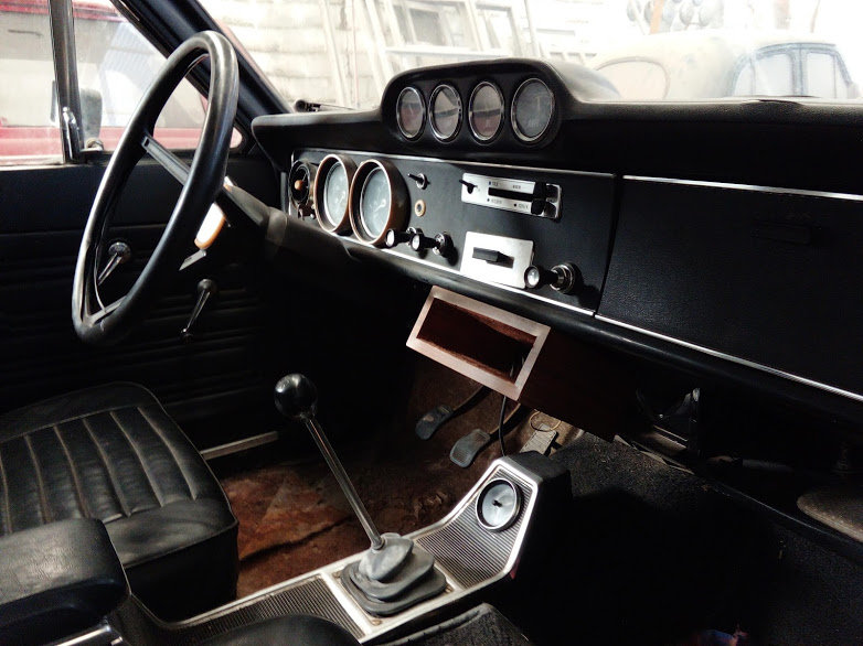 1968 FORD CORTINA 1600GT 1.SÉRIE For Sale (picture 2 of 6)