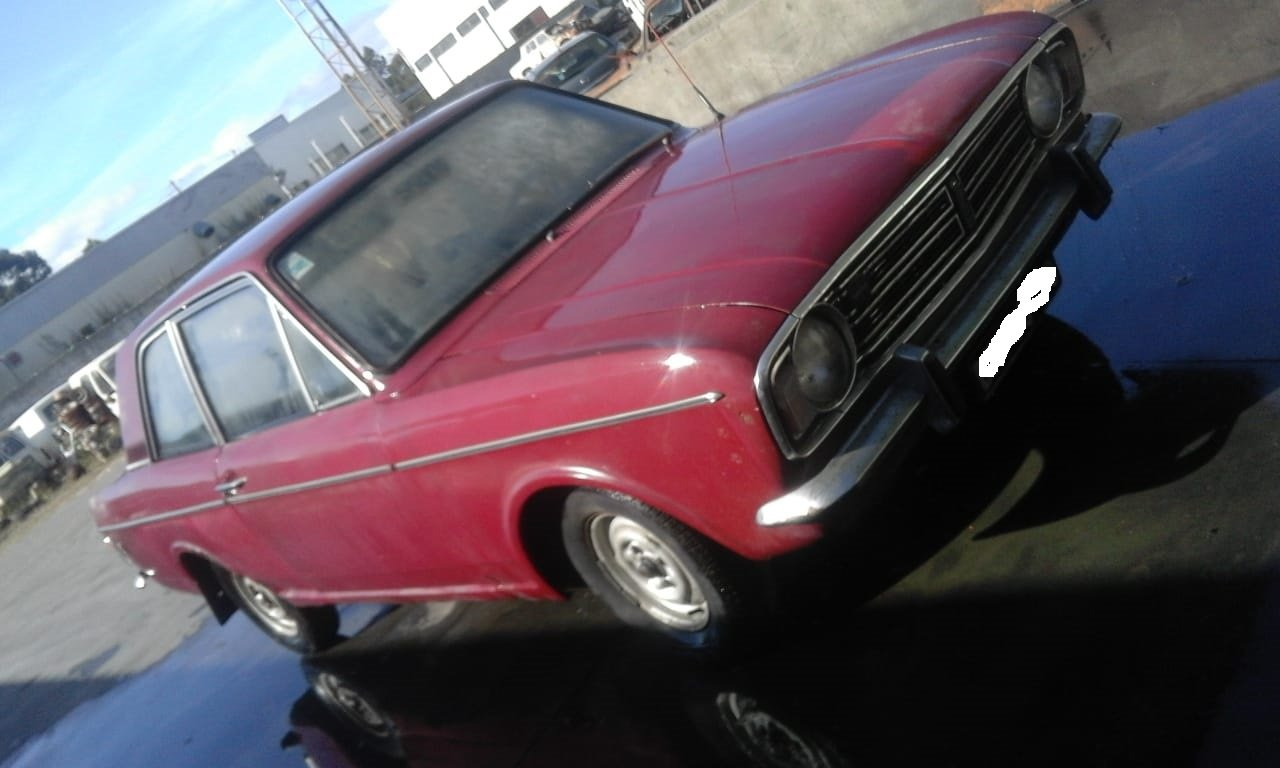 1968 FORD CORTINA 1600GT 1.SÉRIE For Sale (picture 4 of 6)