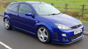 2003 53 Ford Focus Rs MK1 2.0 Turbo 68,000 Miles For Sale