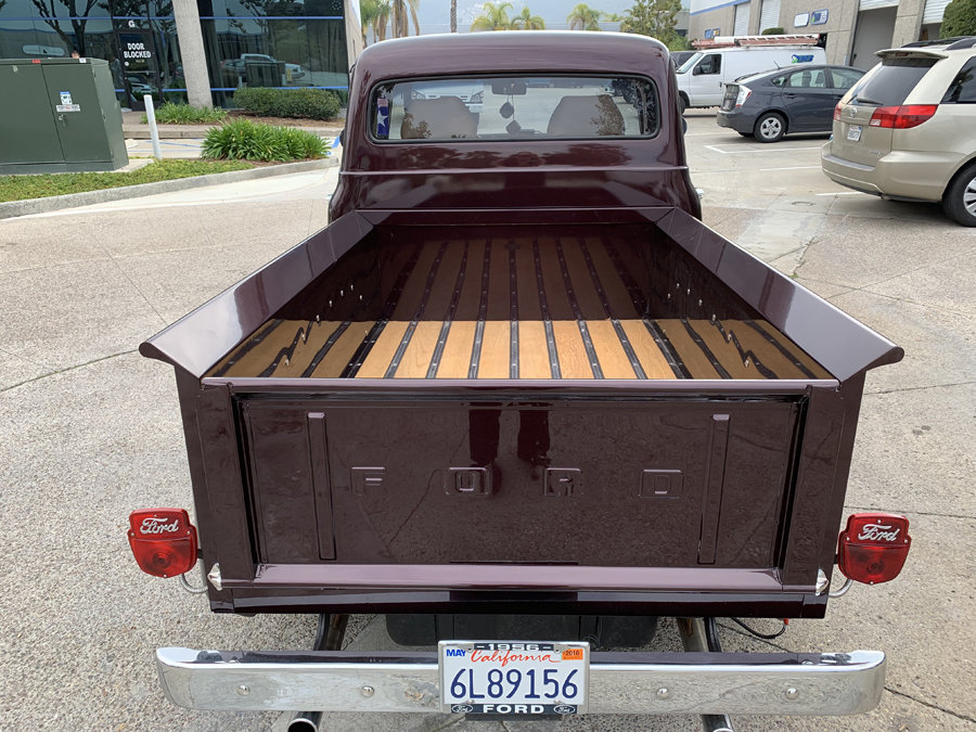 1956 Classic 50 S Truck For Sale For Sale Car And Classic