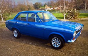 1971 FORD ESCORT MK1 XL LHD - SIMPLY STUNNING  - POSS PX SOLD