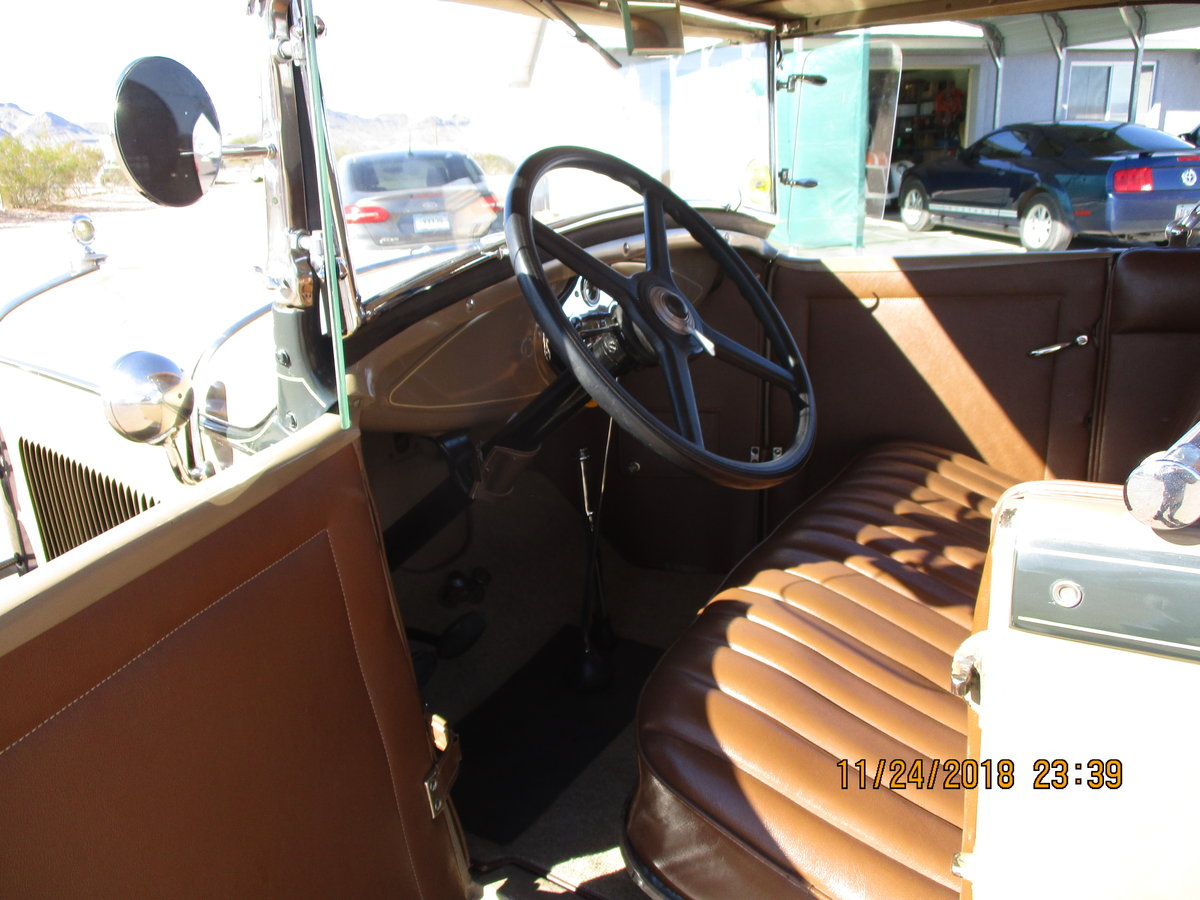 for sale 1930 ford model a roadster convertible For Sale (picture 5 of 6)