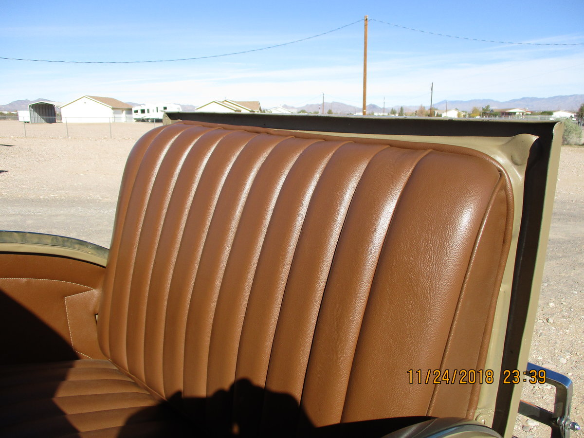 for sale 1930 ford model a roadster convertible For Sale (picture 6 of 6)