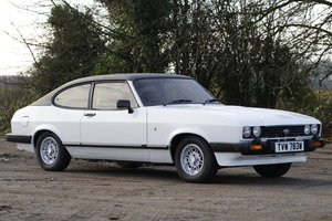1980 Ford Capri III 3.0 Ghia - Mk3 Manual SOLD