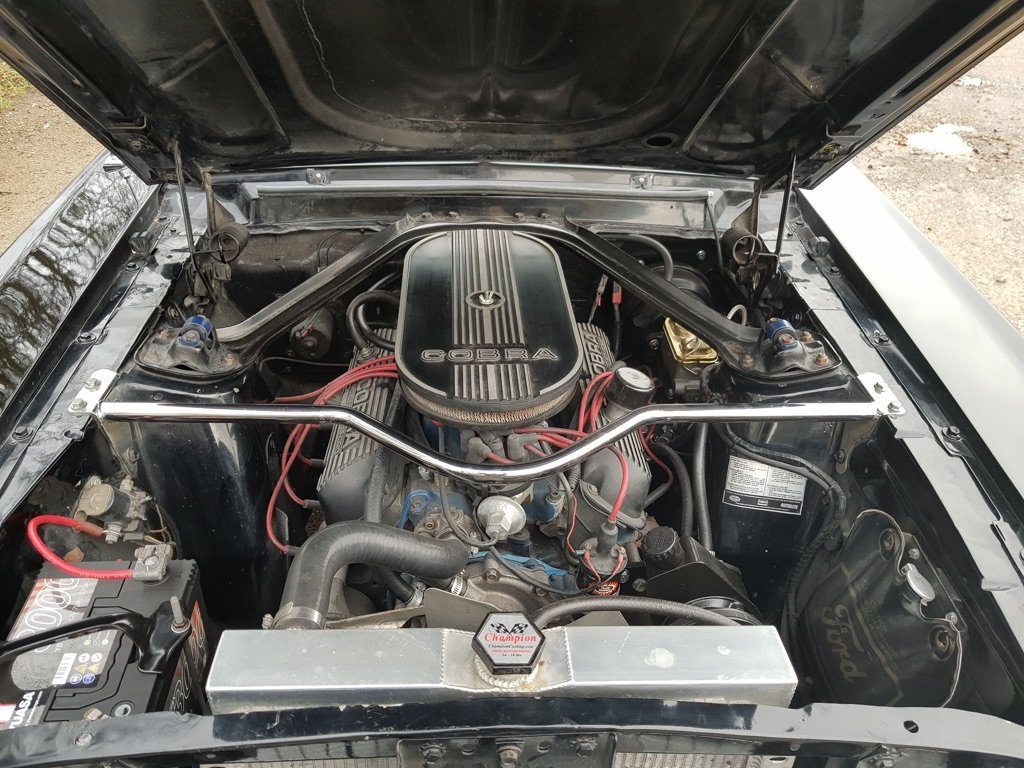 1967 Mustang fastback four speed V8 For Sale (picture 5 of 6)