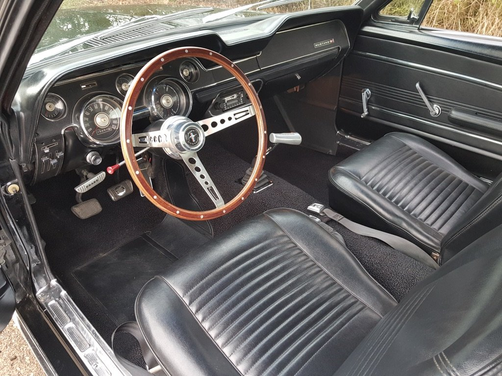 1967 Mustang fastback four speed V8 For Sale (picture 6 of 6)