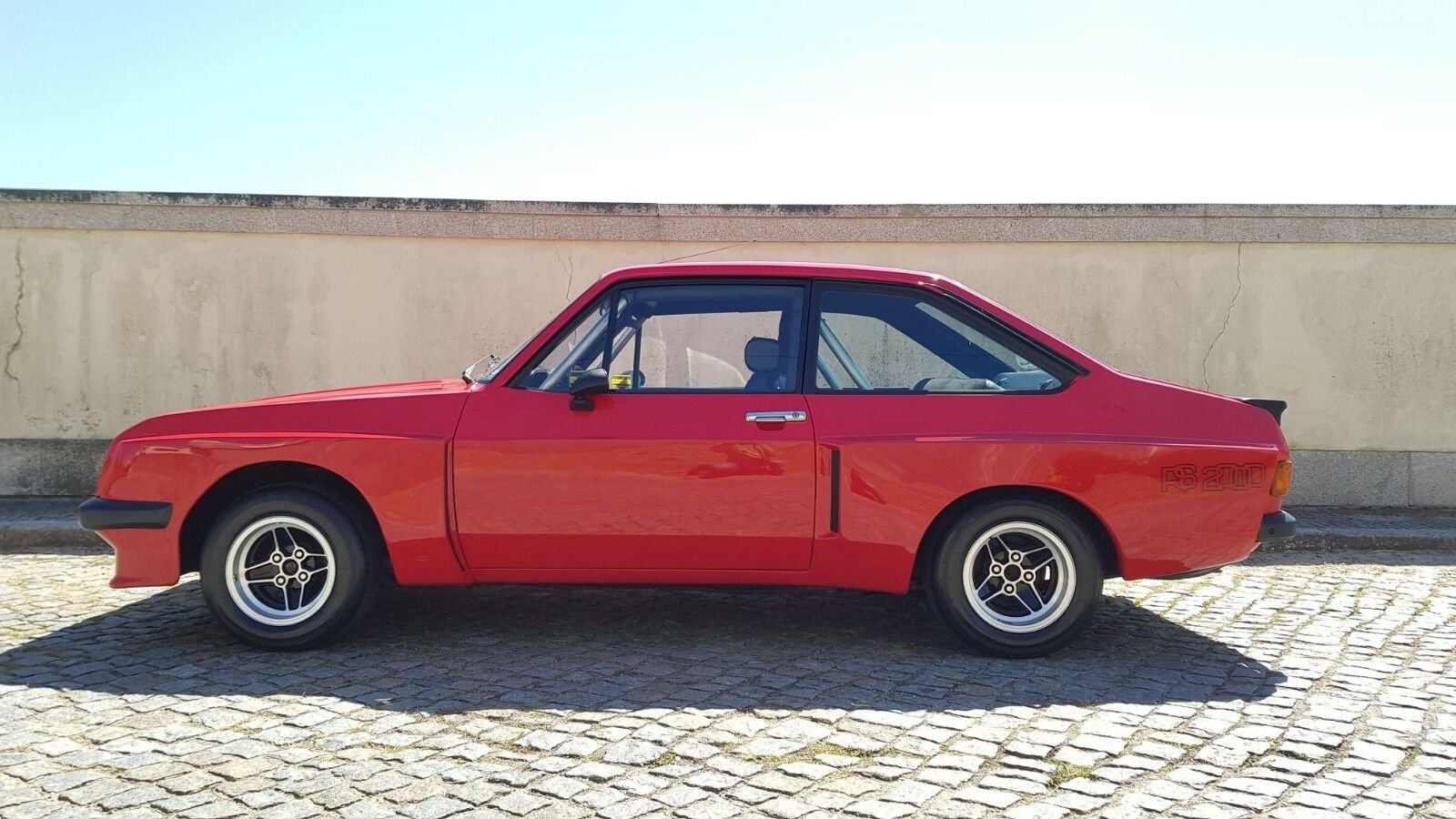 1978 Ford Escort RS 2000 X-Pack series genuine Rally  For Sale (picture 3 of 6)