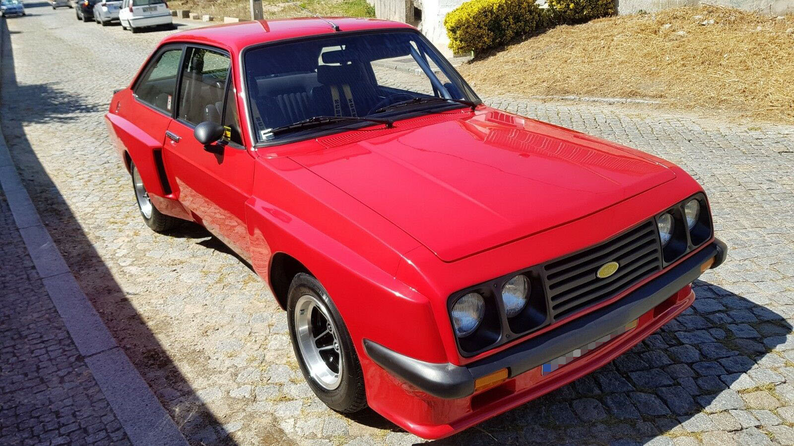 1978 Ford Escort RS 2000 X-Pack series genuine Rally  For Sale (picture 6 of 6)