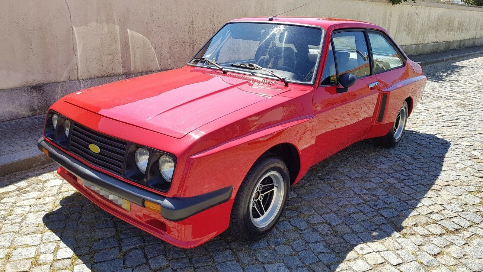 1978 Ford Escort RS 2000 X-Pack series genuine Rally  For Sale (picture 1 of 6)