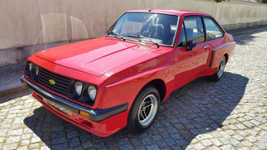 1978 Ford Escort RS 2000 X-Pack series genuine Rally