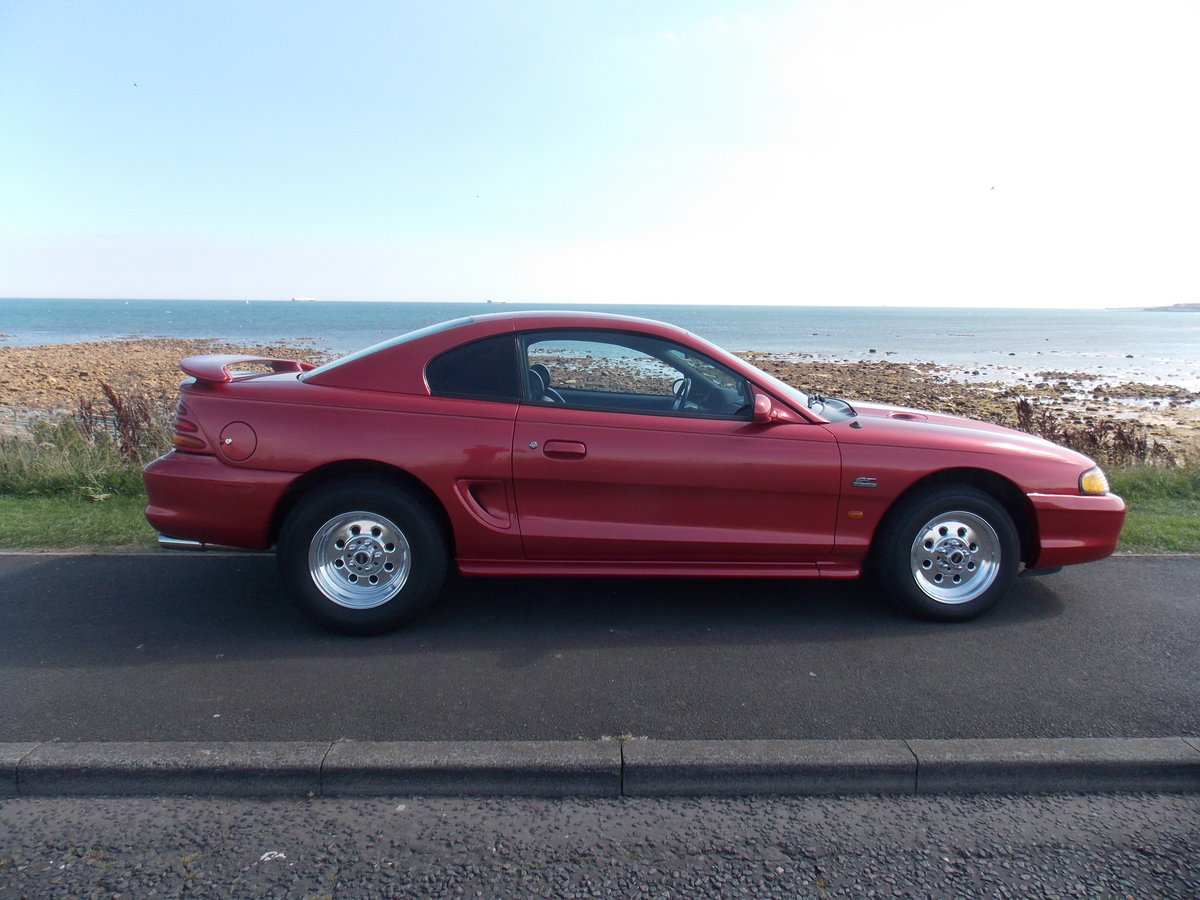 1994 FORD MUSTANG 5.0 GT For Sale (picture 1 of 6)
