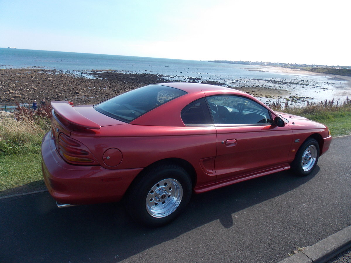 1994 FORD MUSTANG 5.0 GT For Sale (picture 3 of 6)