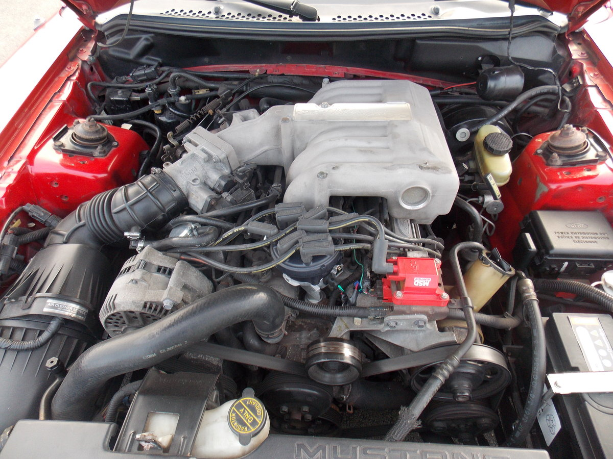 1994 FORD MUSTANG 5.0 GT For Sale (picture 5 of 6)
