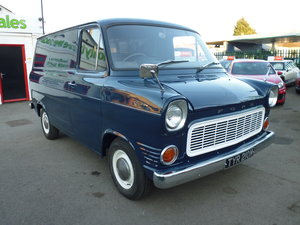 1973 Ford Transit Custom Owned By Jools Holland For Sale (picture 6 of 6)
