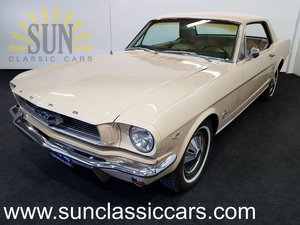 Ford Mustang Coupe 1966 rebuilt V8 engine For Sale