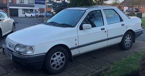 1990 Ford Sierra Sapphire 2.0 Ghia, 1 owner For Sale