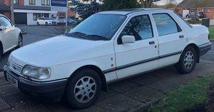 1990 Ford Sierra Sapphire 2.0 Ghia, 1 owner For Sale