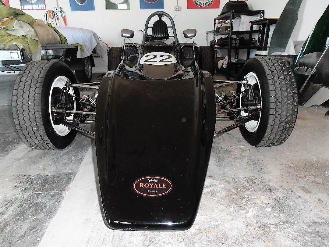 Ford royale formula racecar 1974 SOLD (picture 1 of 4)