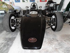 Ford royale formula racecar 1974 SOLD