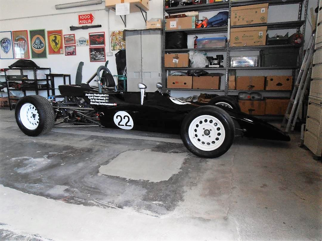 Ford royale formula racecar 1974 SOLD (picture 2 of 4)