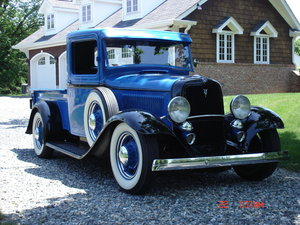 1934 ford V8 pick up Hot Rod Very good condition. For Sale