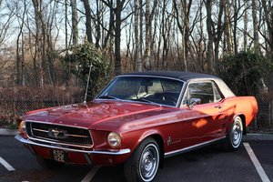 1967 Ford Mustang Hardtop 289 4.7 V8 Automatic SOLD