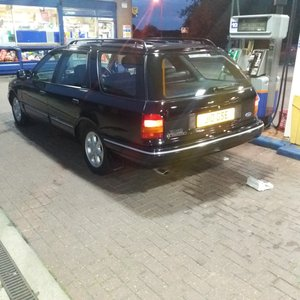 1992 Ford granada scorpio(auto}estate