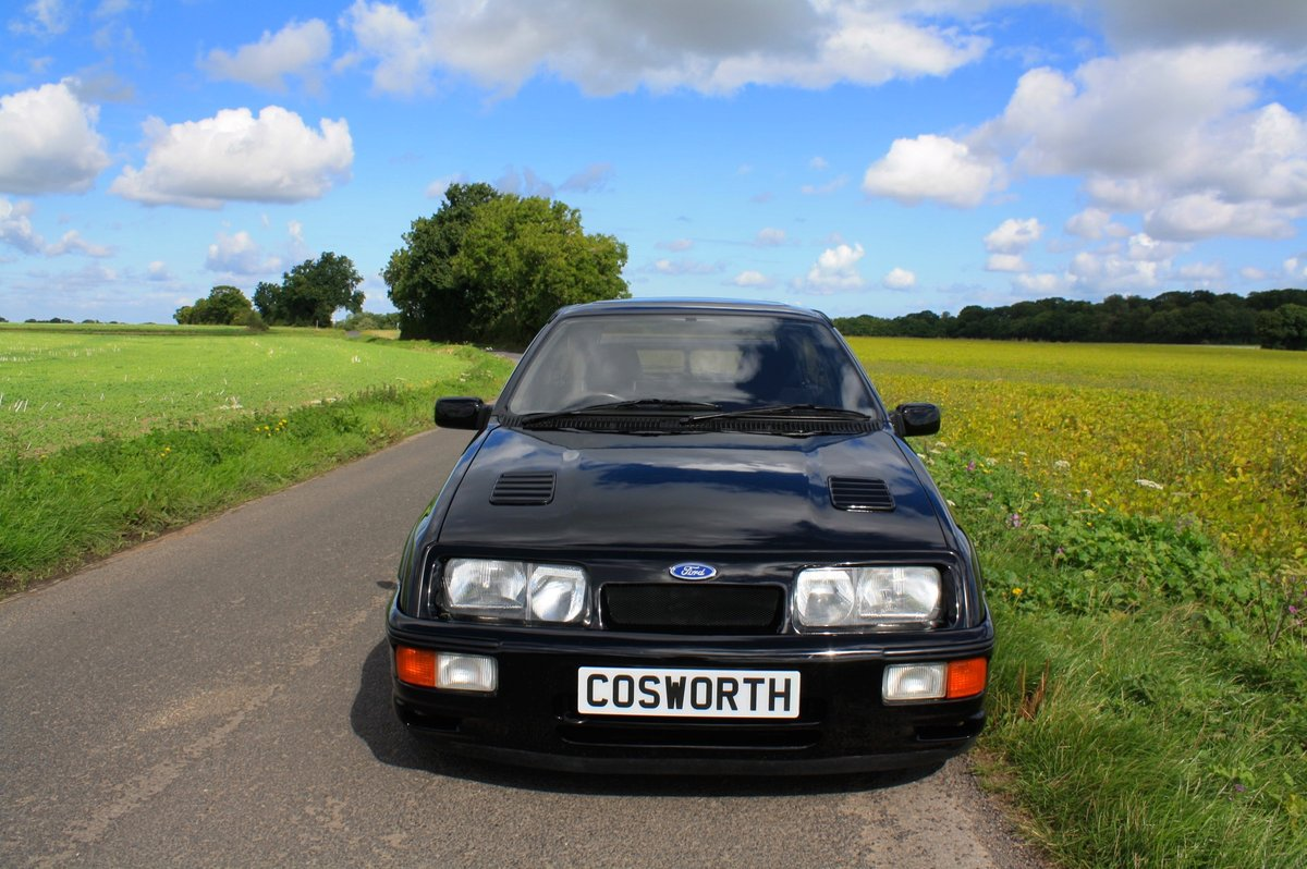 Ford Sierra RS Cosworth 1987.  Stunning Example Throughout. For Sale (picture 2 of 6)