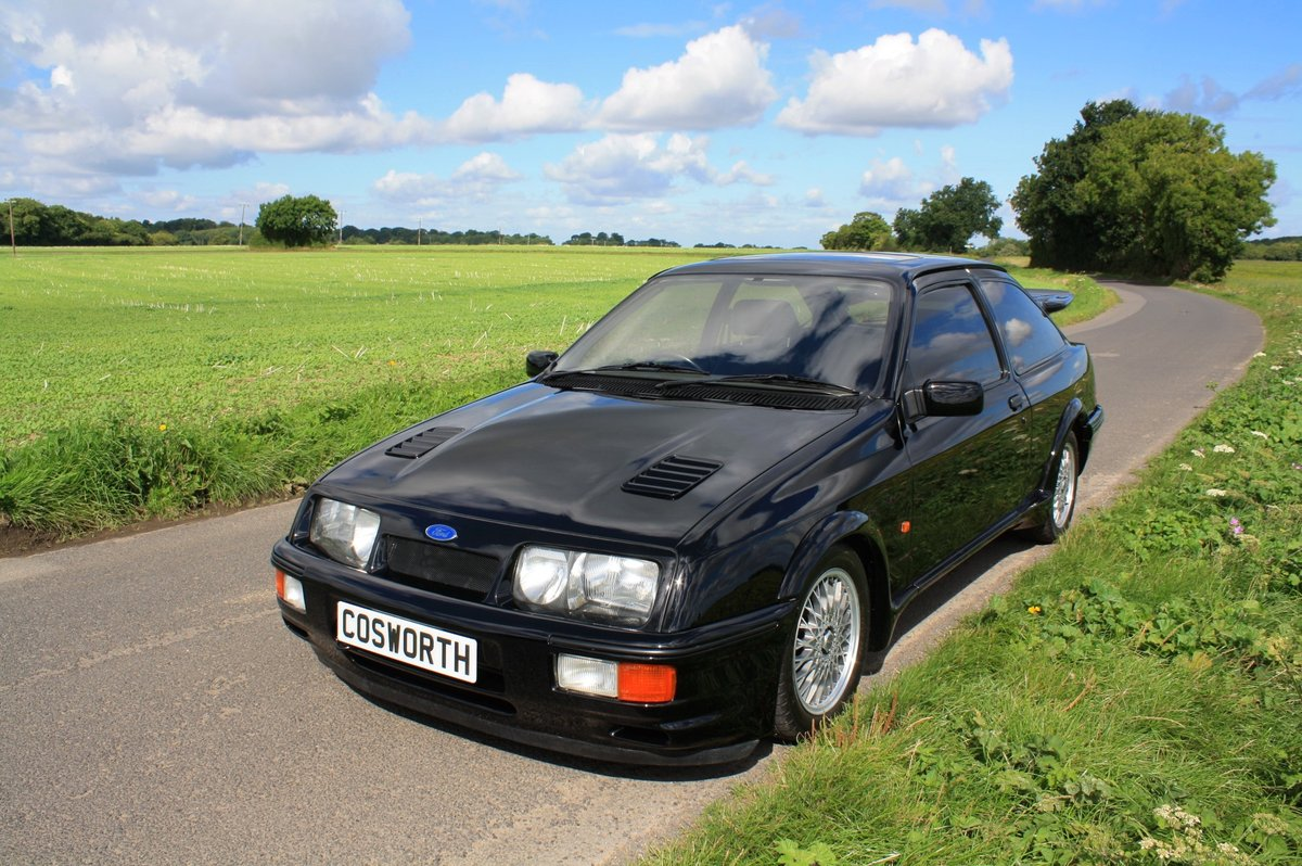 Ford Sierra RS Cosworth 1987.  Stunning Example Throughout. For Sale (picture 3 of 6)