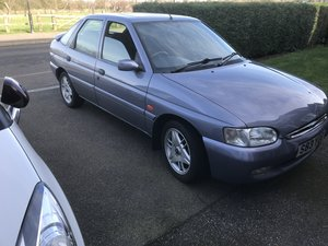 1998 Classic Ford Escort 1.8 Ghia For Sale