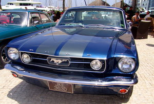 1966 66 Mustang Coupe - Restored For Sale