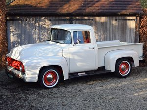 Ford F100 MY1956. Completely restored. For Sale