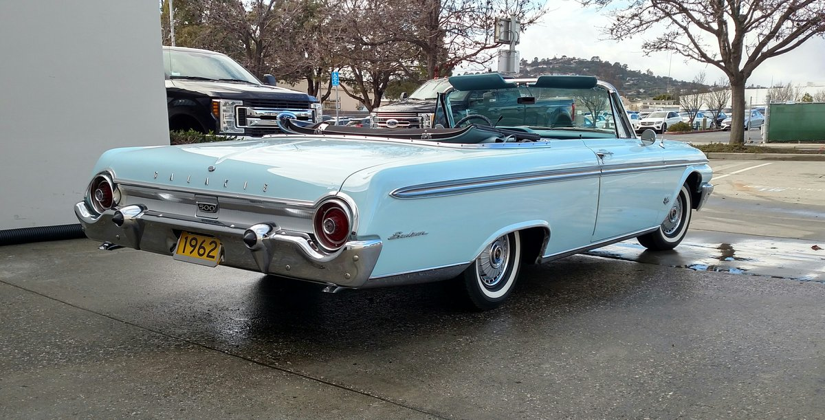 1962 EXCELLENT  CALIFORNIA CONVERTIBLE $29,995 SHIPPING INCLUDED  For Sale (picture 2 of 6)