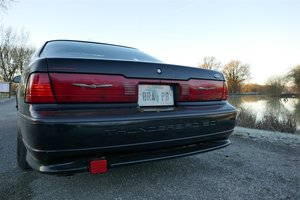 1991 Ford ThunderBird SC - 3.8 V6 Supercharged LSD For Sale