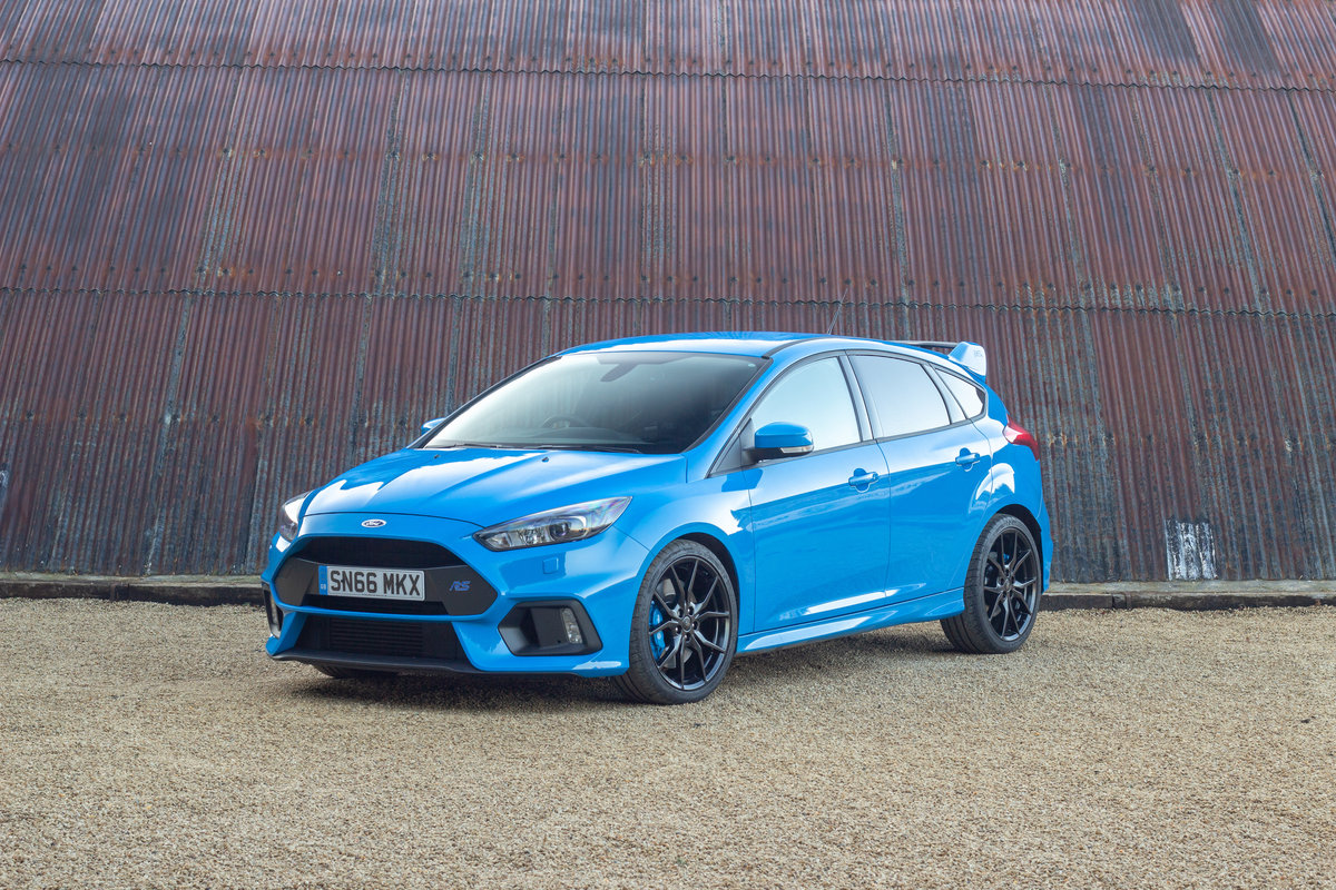 2016 Ford Focus RS Mountune  SOLD (picture 1 of 6)