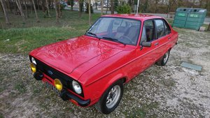1980 Ford Escort 1300 Sport For Sale