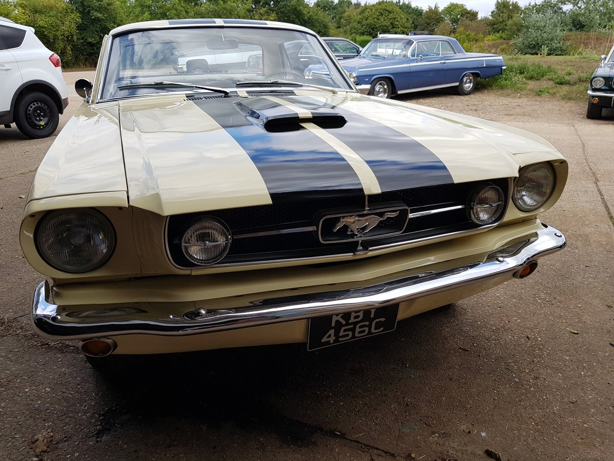 1965 A Code Mustang Coupe V8 and Manual trans For Sale (picture 4 of 6)