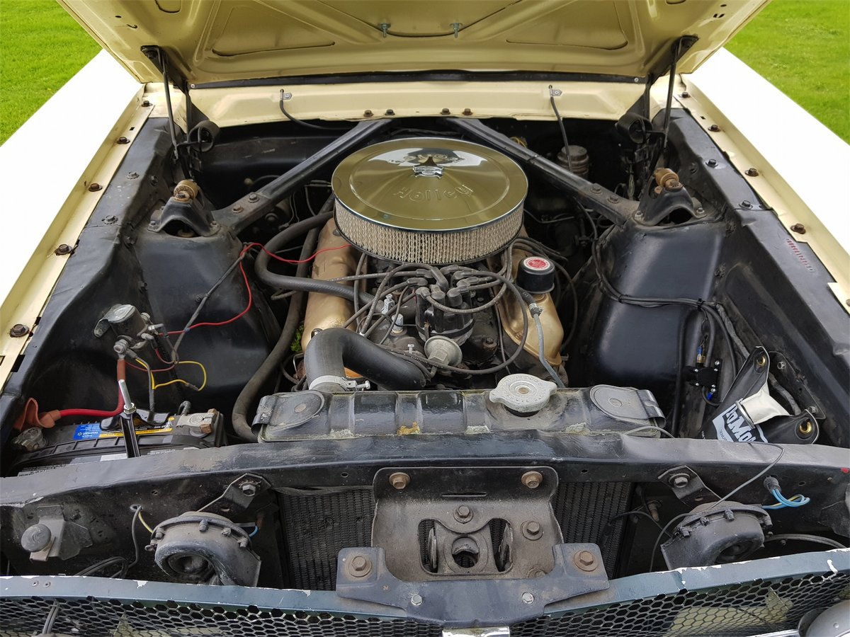 1965 A Code Mustang Coupe V8 and Manual trans For Sale (picture 5 of 6)