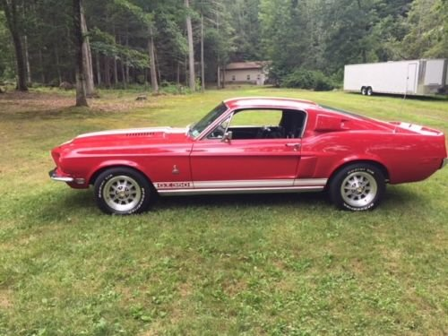 1968 Mustang Fastback Shelby looks V8 and 5 speed  For Sale (picture 1 of 6)