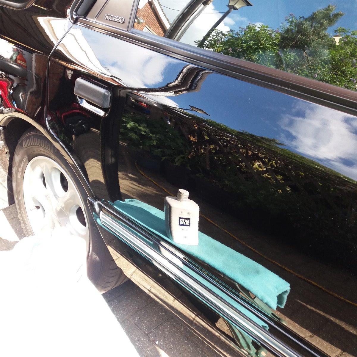 1992 Ford granada scorpio(auto}estate For Sale (picture 5 of 6)