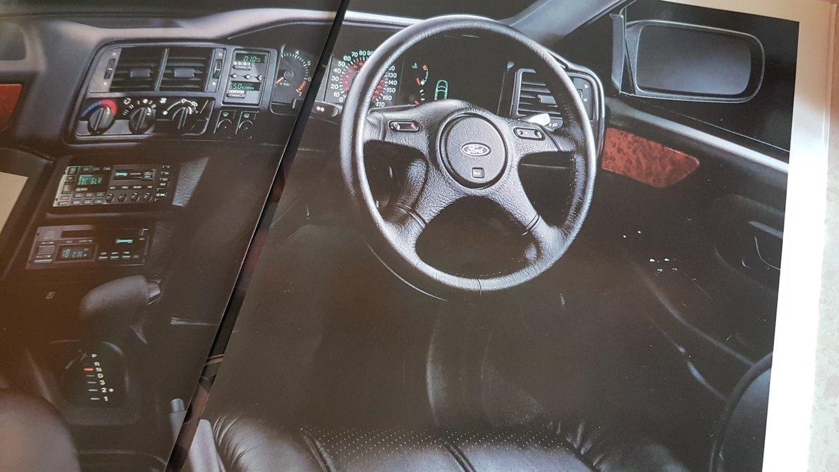 1992 Ford granada scorpio(auto}estate For Sale (picture 6 of 6)