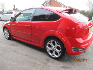 MK 2 FOCUS ST 2007 REG 57 PLATE 85,000 MILES F.S.H VERY NICE For Sale