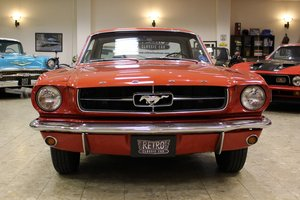 1965 Ford Mustang 170 straight-six Ford-O-Matic For Sale